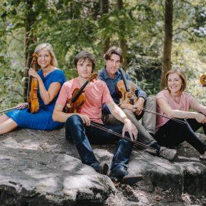 Sacconi Quartet at Keswick Music Society