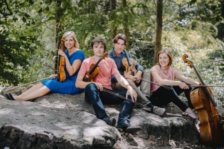 Sacconi Quartet at Keswick Music Society